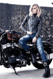 Motorcycle Riding Jeans for Women
