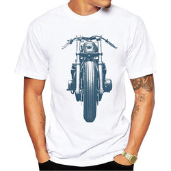 Cafe Racer Design T Shirt