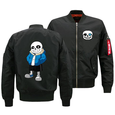 Freaky Japanese Anime Bomber Jacket