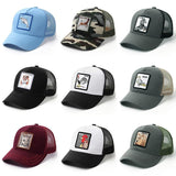 Snapback Animal Baseball Cap