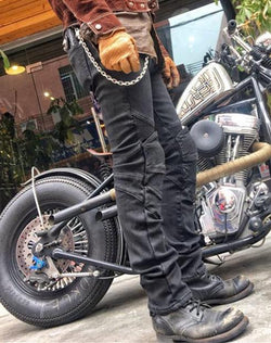 Velvet Lined Warm Winter Riding Jeans.