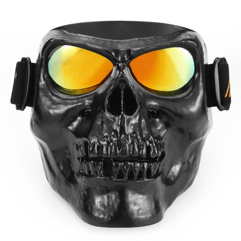 Glasses - Monster Motorcycle Mask