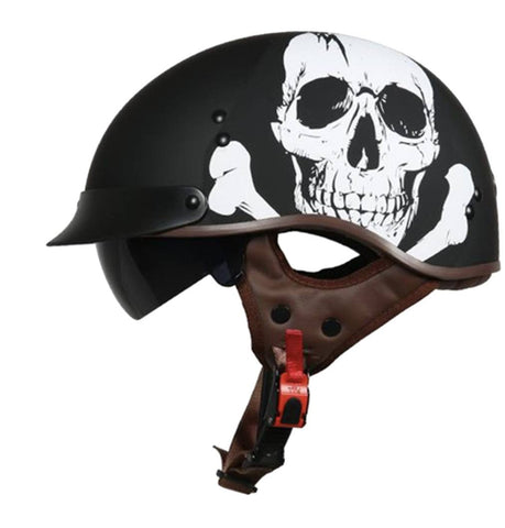 Check Out Our Amazing Line Of Dot Retro Motorcycle Helmets
