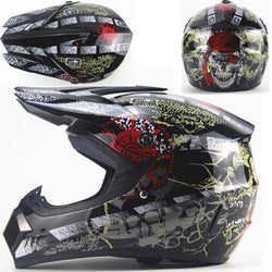 Helmets - DOT Certified Off Road Motocross/ATV Helmet