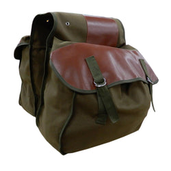 Leather & Saddle Bags - Motorcycle Travel Bag
