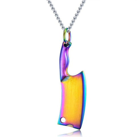 Pendant Necklaces - Butcher Pendant