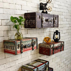 Plaques & Signs - Punk's Kitchen PU Leather Decor Boxes