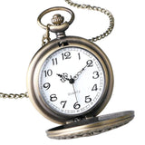 Pocket & Fob Watches - Spiderweb Steampunk Pocket Watch