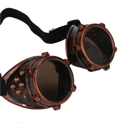 Sunglasses - Desert Welding Goggles With Interchangeable Lenses.