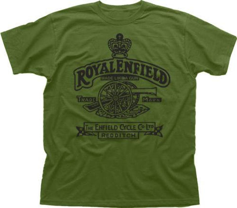 T-Shirts - Royal Enfield Motorcycle T-Shirt