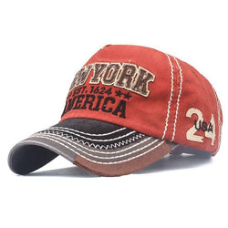 New York - America Baseball Cap
