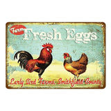 Collectors' Farm Shop Wall Plaques