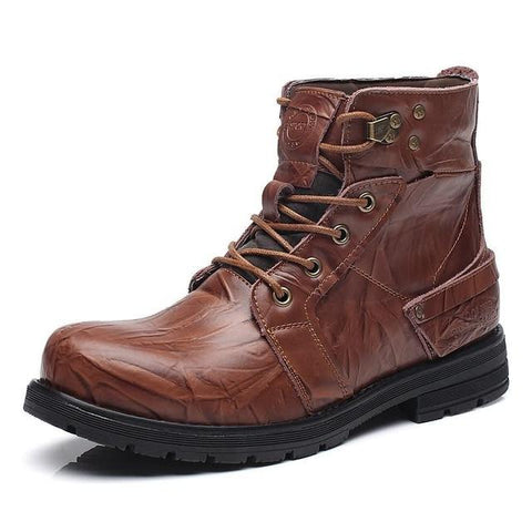 Centurion Genuine Leather Boots.