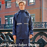 Unisex Motorcycle Rain Suit