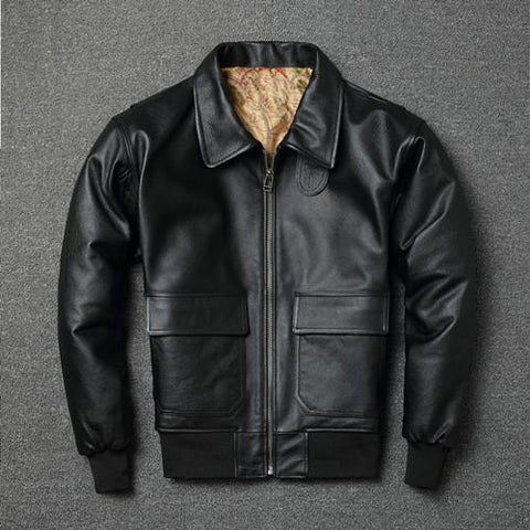 Jacket Front 4