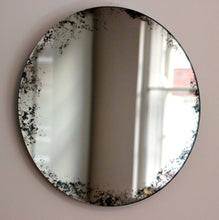 Orbis Mirror™ Bronze with black antiqued finish
