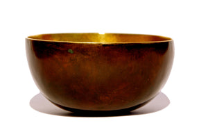 Small Brass Bowl