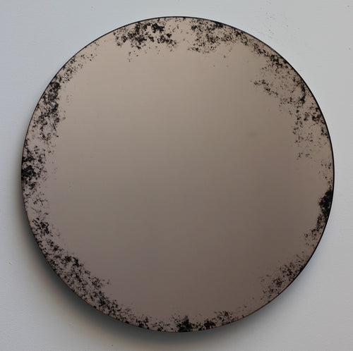 Orbis™ Mirror Bronze with Black Antiqued Finish