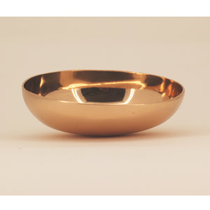 Handmade Cast Bronze Indian Bowl, Vide-Poche