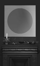 Horizon™ Framed Antiqued Illuminated Mirror