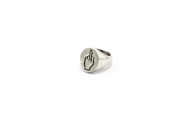 F.U. Too Signet Ring