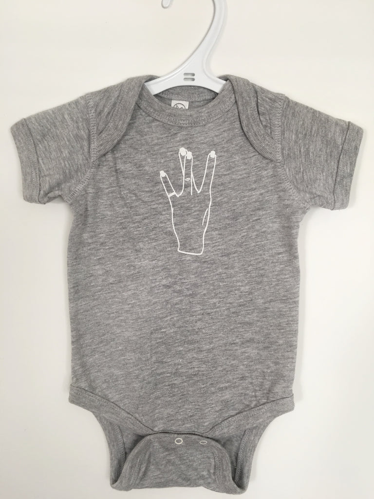 West Coast, Best Coast Baby Onesie