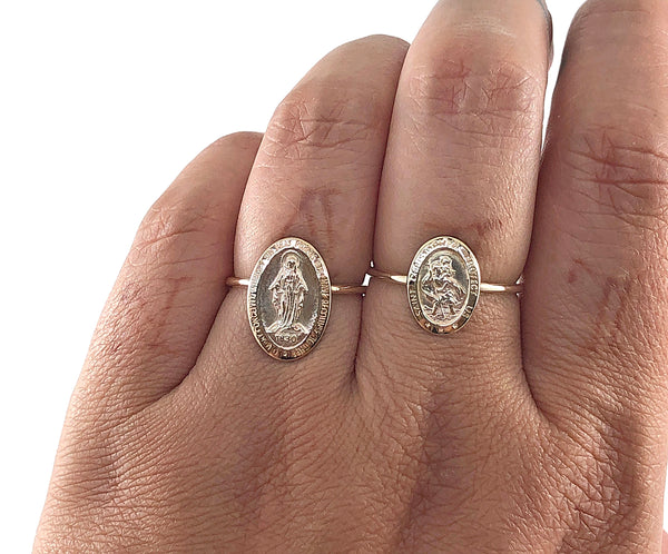 Divine Mother Ring