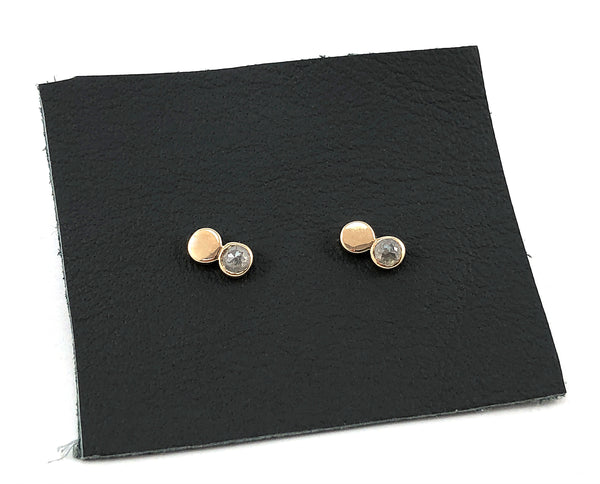 OREN diamond studs