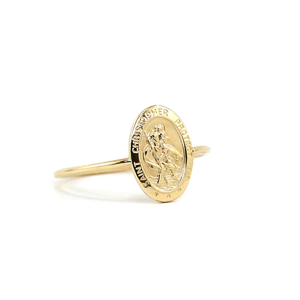 St. Christopher Ring