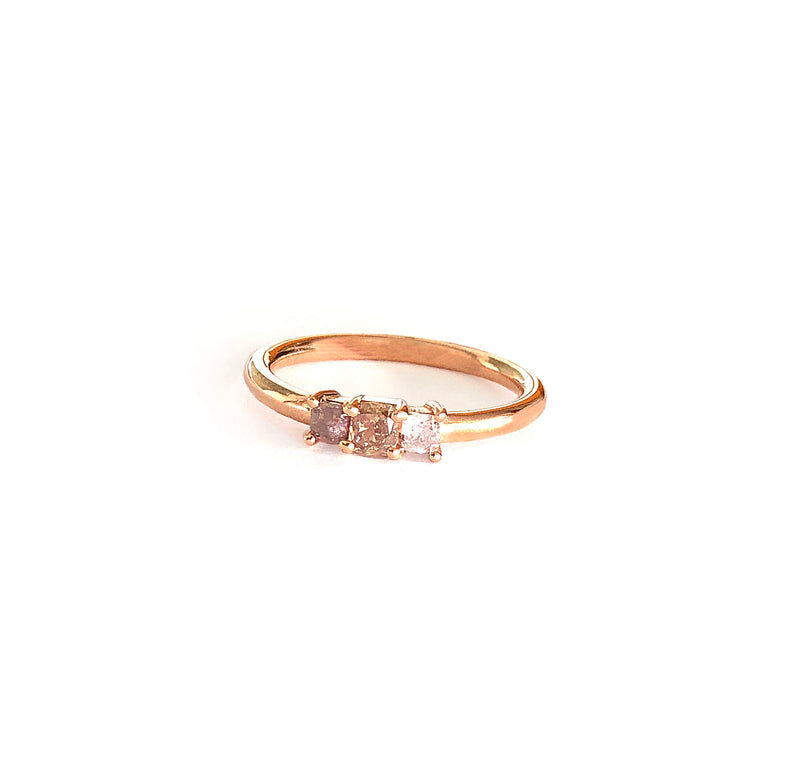 DYNA Diamond Ring - Size 9 **READY TO SHIP**