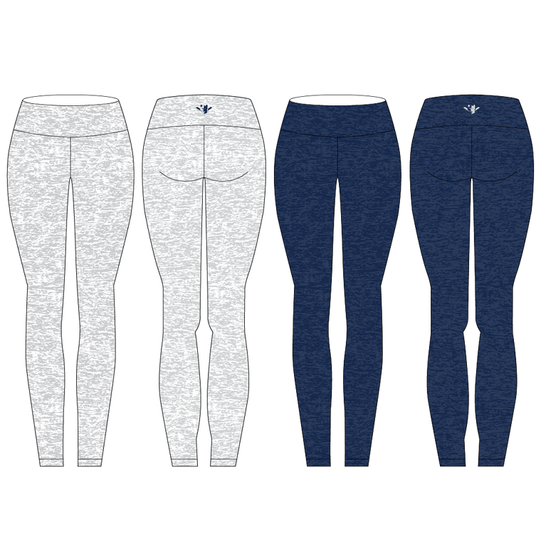 Women's *REVERSIBLE* Rowing Legging