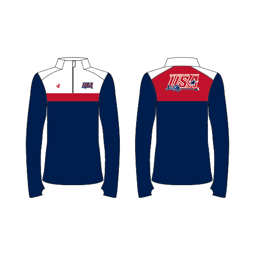 Men's Performance Quarter Zip - WUC Fan Store