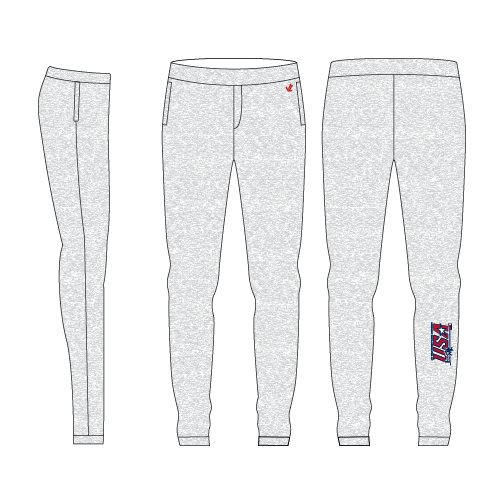 Men's Scrunch Sweats - WUC Fan Store