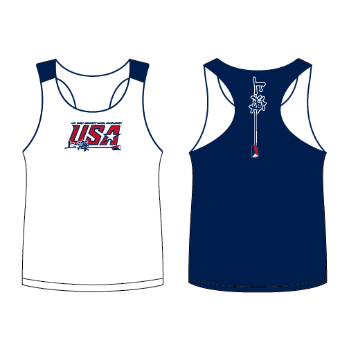 Men's Mesh Performance Tank - WUC Fan Store