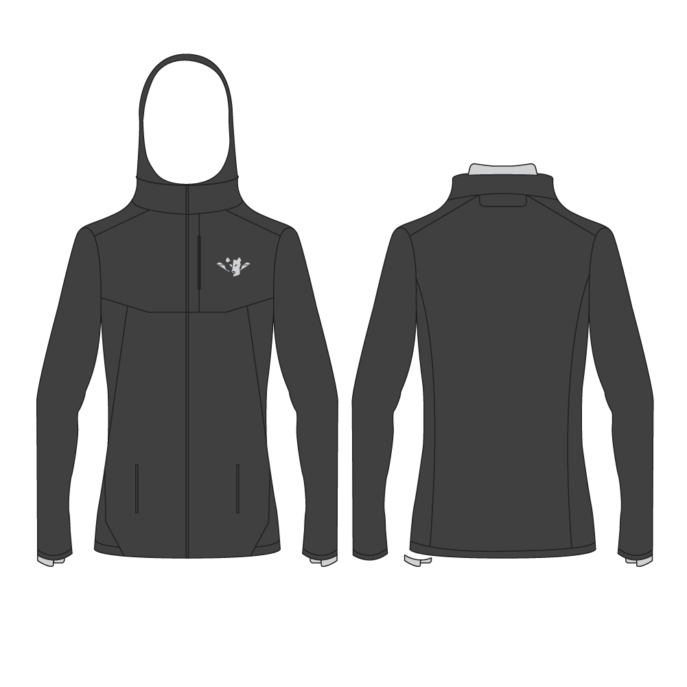 Women's Adventure Shell - TEAM