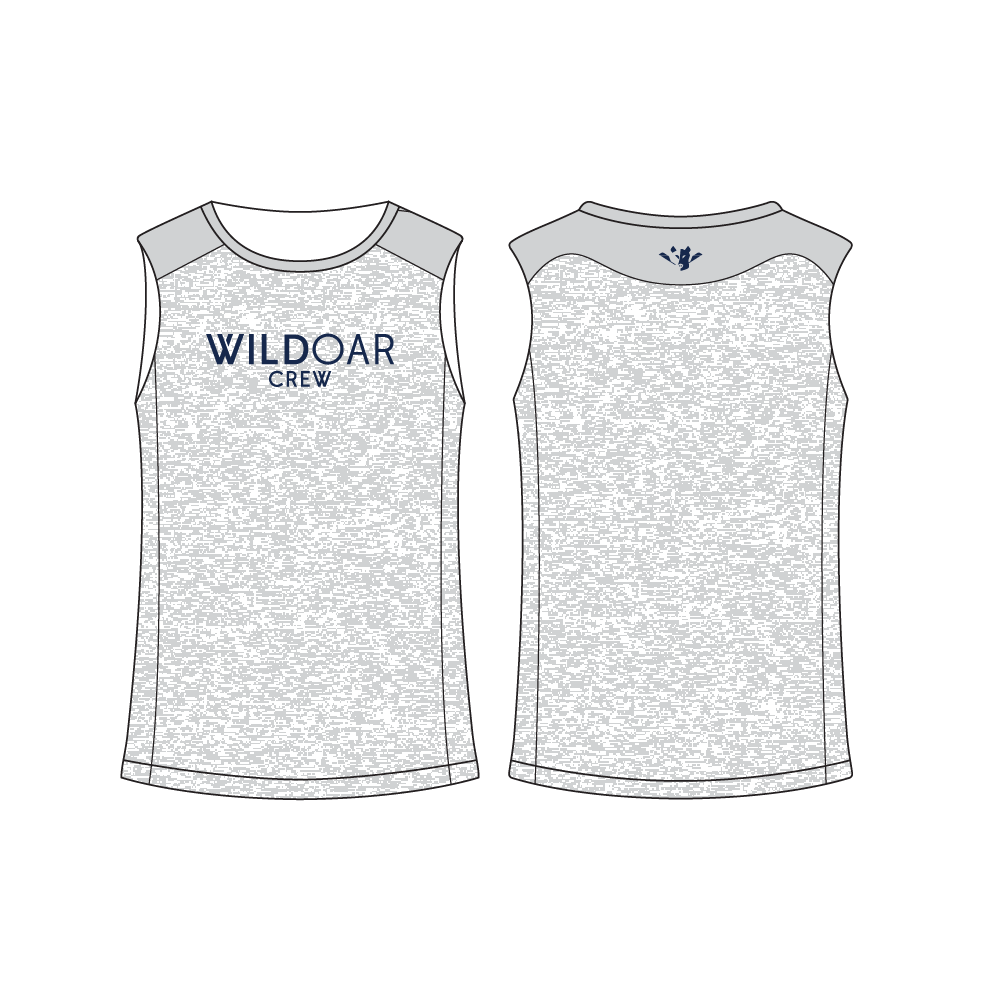 Men's Performance Crew Neck Tank