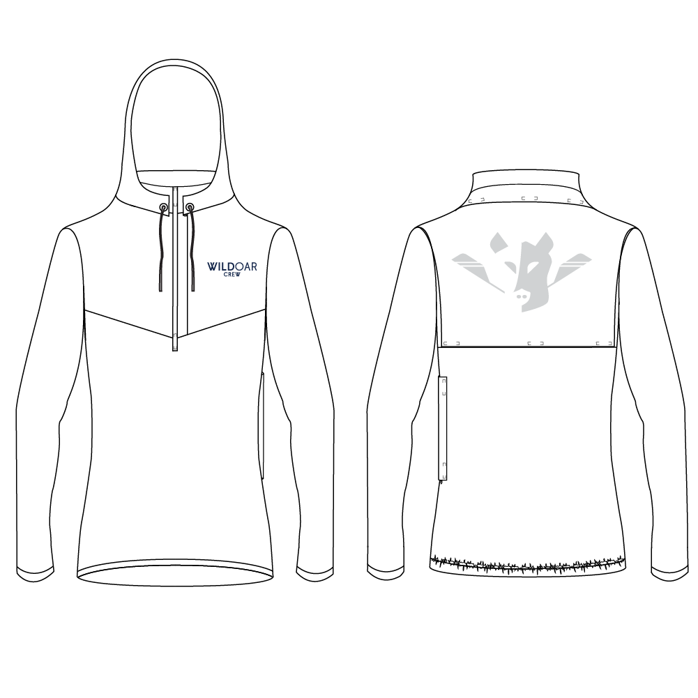 Women's Quarter Zip Regatta
