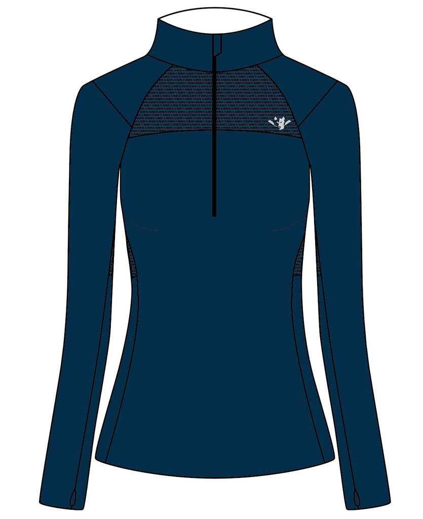 Women's Breathe Quarter Zip