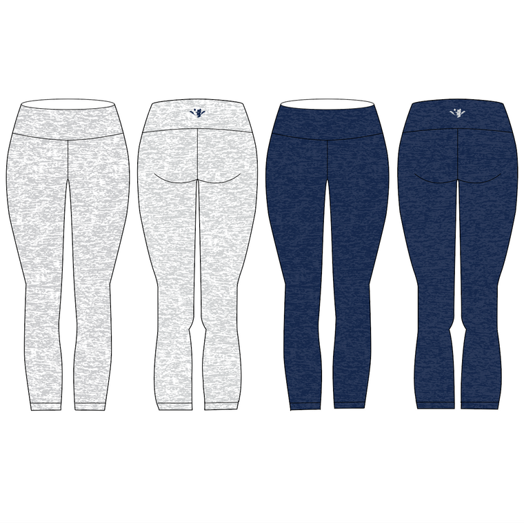 Women's *REVERSIBLE* Rowing Capri