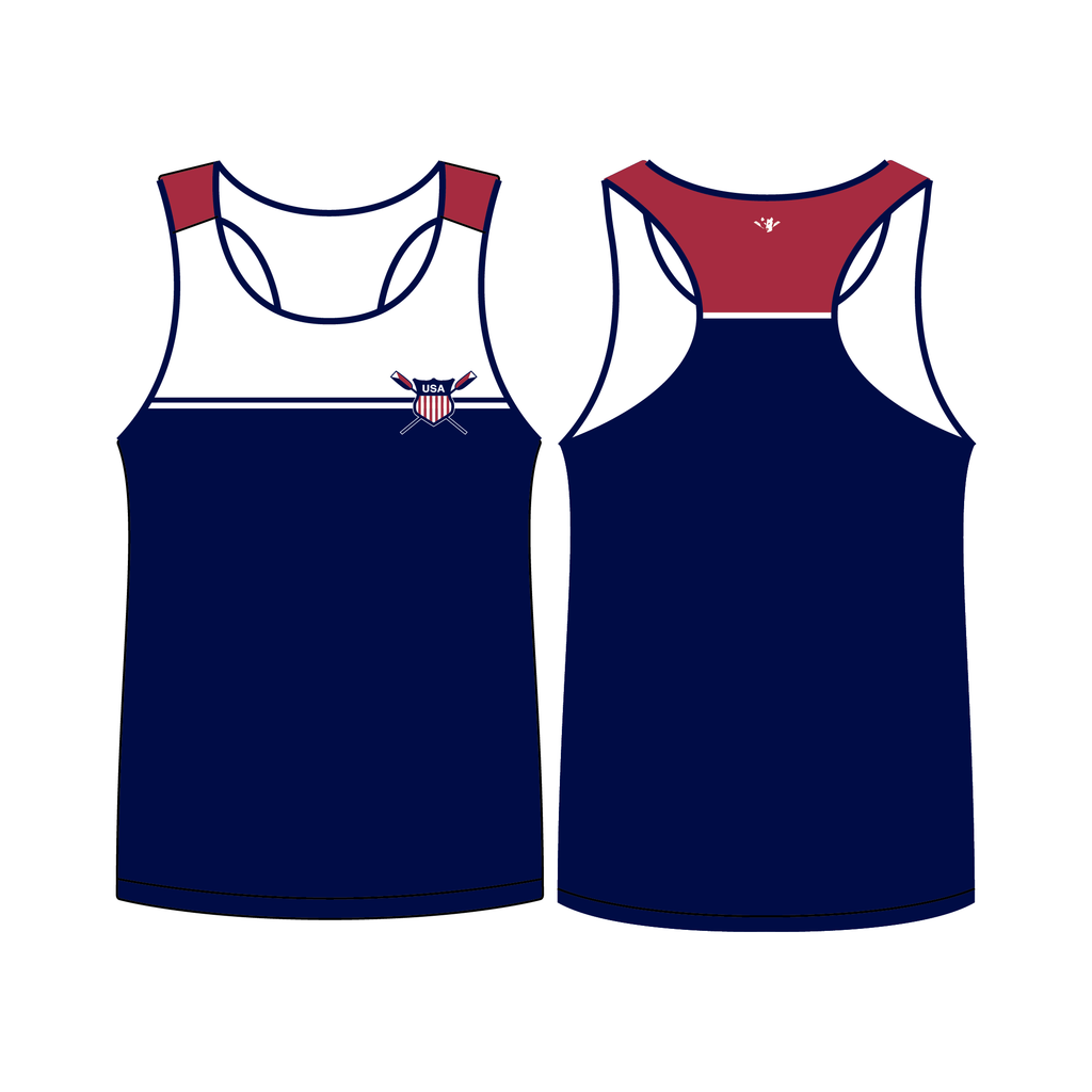 USR Men's Performance Singlet