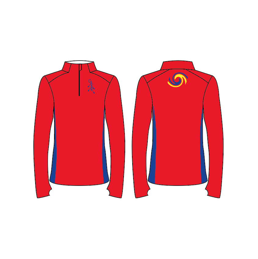 *Required* Great River Rowing Men's Quarter Zip