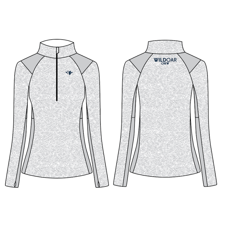 Women's Performance Quarter Zip
