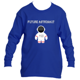 Boys Future Astronaut Long Sleeve T-Shirt