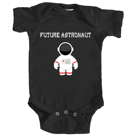 Baby Boy Future Astronaut