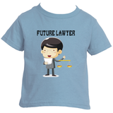 Toddler Boy's Future Lawyer T-Shirt