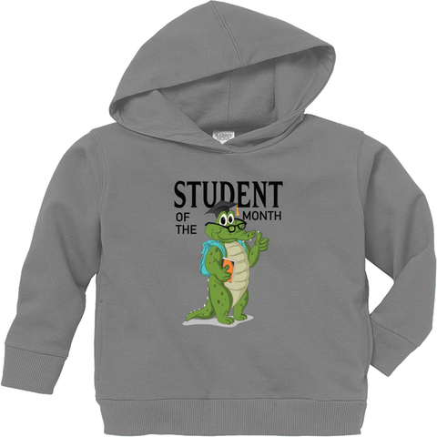 Toddler Boy Student of the Month Crocodile