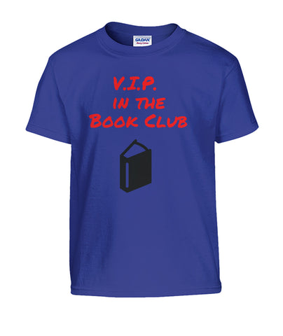 V.I.P. in the Book Club