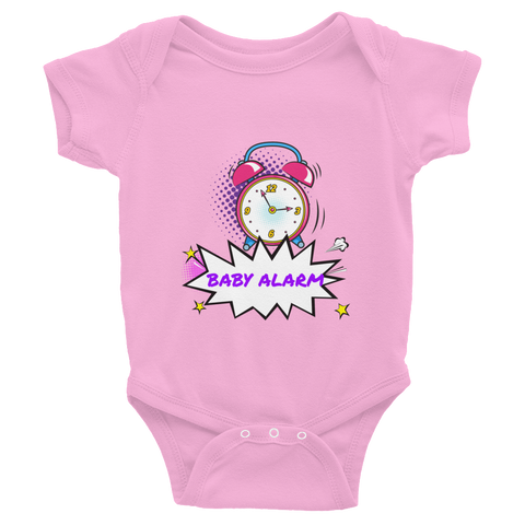 Baby Alarm Infant Bodysuit