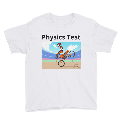 Boy's Physics Test T-Shirt