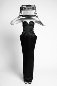 Silk-taffeta Gown, Dress - A.A Design